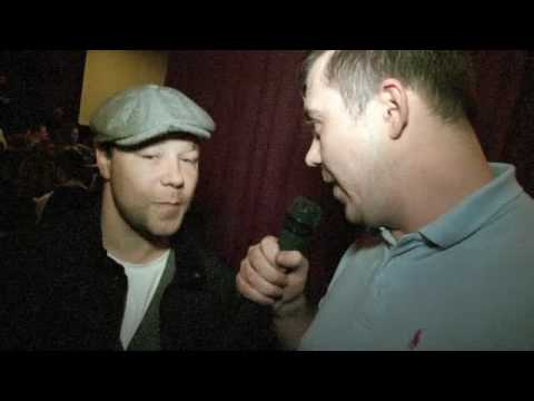 Stephen Graham Interview for iFILM LONDON / CASUALS PREMIERE / URBAN EDGE FILMS