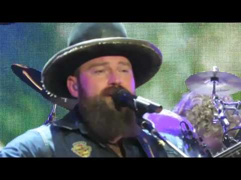 Zac Brown Band My Old Man Alpharetta Georgia May 12, 2017 Welcome Home Tour