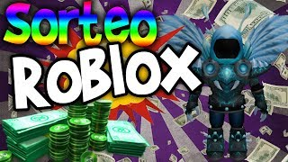 Roblox Exclusive Account Sweepstakes