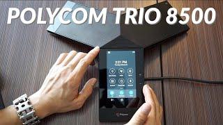 Trên tay Polycom Trio 8500: Điện thoại hội nghị cao cấp