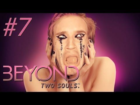 MY NEW LOOK! - Beyond: Two Souls - Gameplay, Walkthrough - Part 7