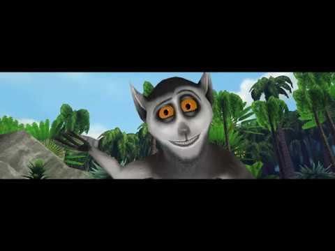 Мадагаскар 1 серия Мультфильм, новинка.