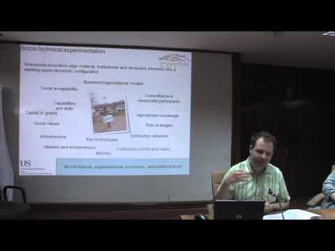 Adrian Smith: Grassroots Innovations