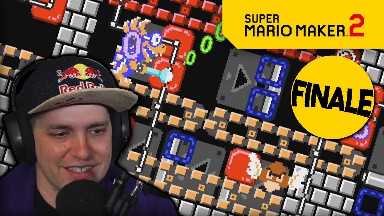 Space Pig's Super World FINALE | Super Mario Maker 2