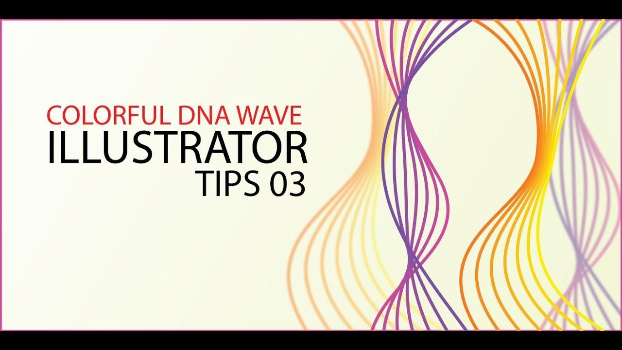 Dna Vector Illustrator