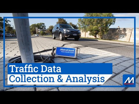 Introduction To Traffic Data Collection Equipment | MetroCount Software And Hardware:  Part 1