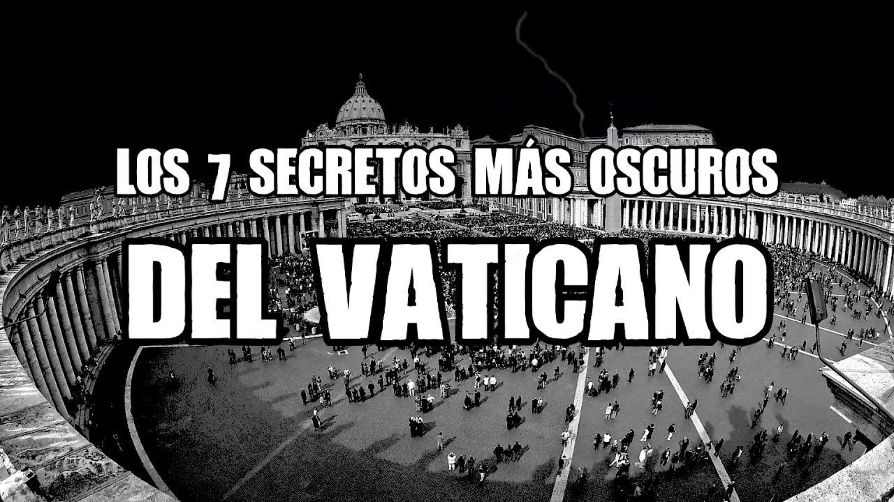 Los 7 secretos m s oscuros del vaticano dross angel for Bazzel el jardin de los secretos