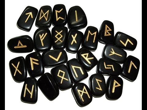 Runes  - The Ancient Sumerian Form Of Divination