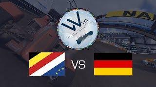 WTC 2018   Belgium/Netherlands vs Germany