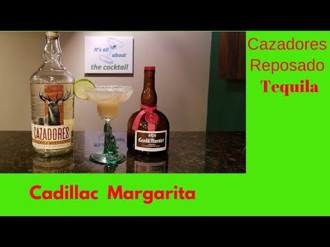 Cazadores Reposado Tequila  review from Costco/Cadillac Margarita/home bartending/mixology