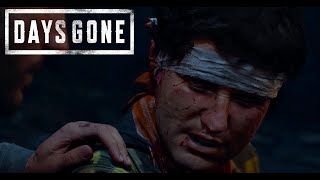 Days Gone Saving Taylor From Torture (#DaysGone Cutscene)