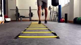 AhaLMAN - Escalera de agilidad