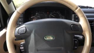 For sale 2003 LAND ROVER DISCOVERY SE7