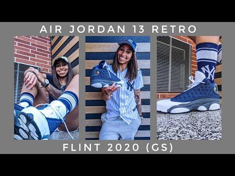 Air Jordan 13 Retro Flint 2020 GS | How