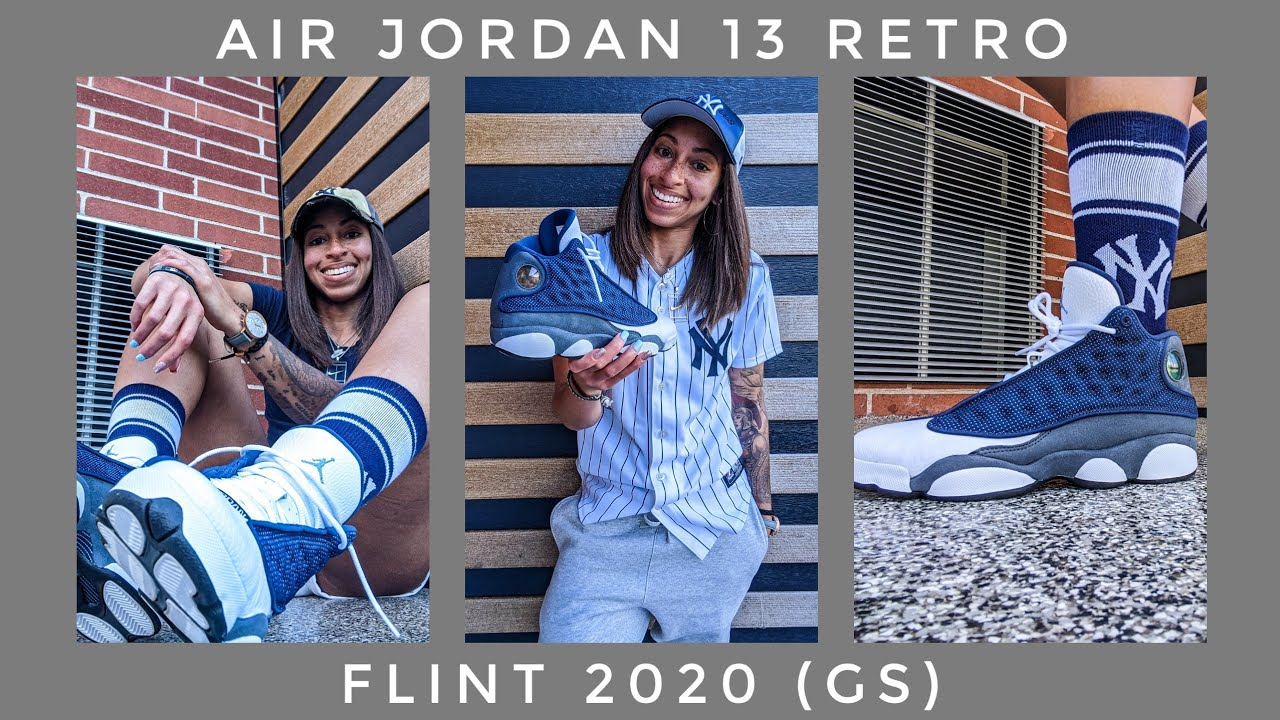 Air Jordan 13 Retro Flint 2020 Gs How To Style 5 Ways Early