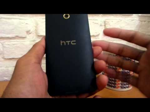 Desain dan Bodi HTC One E8