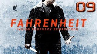 Fahrenheit: Indigo Prophecy (retro) - part 9 (Útěky před různě šílenými věcmi)