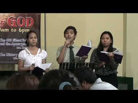 He Leadeth Me Acapella - Gospel Song - YouTube