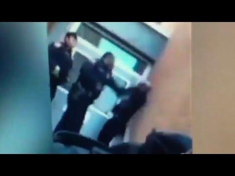 School Cop Violently Slaps Student (VIDEO)