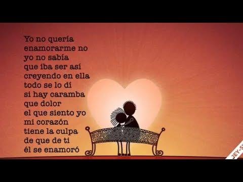 Me enamoré - Anthony Santos (letra)