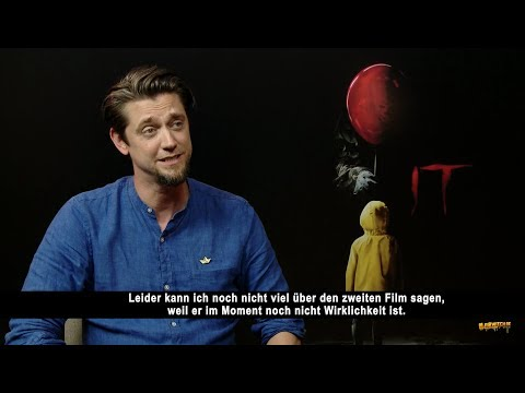 Andy Muschietti on IT, IT 2 and his PET...