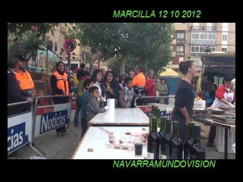 FERIAS MARCILLA 12 10 2012 TVM EQUIPO 2º  CABALLOS Y TXISTORRADA