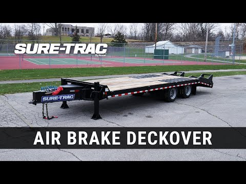 NEW TRAILER | Sure-Trac Air Brake Deckover Features