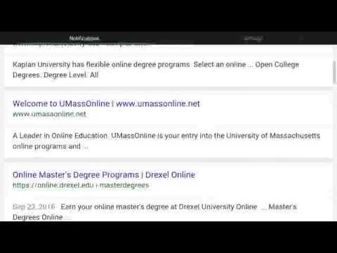 Online Master Degree Education 39