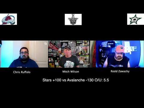 Dallas Stars vs Colorado Avalanche 8/5/20 NHL Pick and Prediction Stanley Cup Playoffs