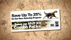 Mvp K9 Supplements Coupon Code