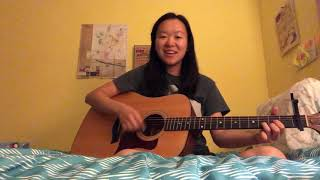 """""""Yellow"""" - Katherine Ho (Crazy Rich Asians Cover)"""