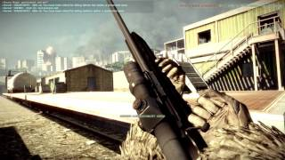 Battlefield Bad Company 2 Fails and Funny Moments #2 [Quickscopes are legit :)]