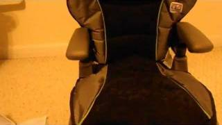 Evenflo Big Kid LX Booster Seat - Assembly and Review