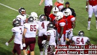 John Ehret vs. Destrehan (Week 3 Extended Highlights) - Teams combine for 72 pts, 933 yds of offense