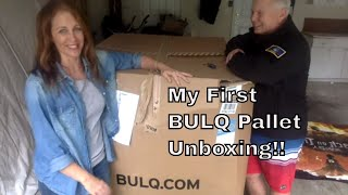 BULQ Unboxing - First Pallet!!