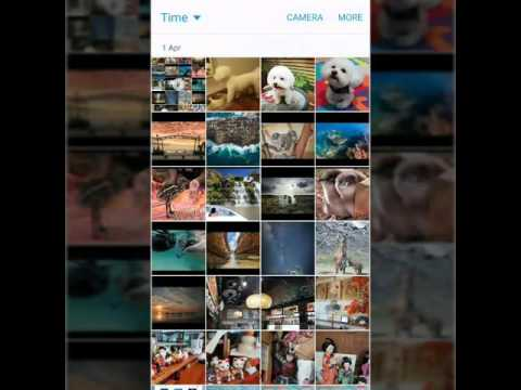 How To Create Photo Albums On Samsung Galaxy S7/Edge/S6/Note5/4