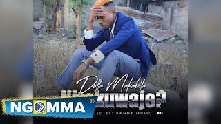 Dulla Makabila - Nitakuwaje (Official Audio)