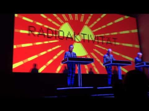 KRAFTWERK DUSSELDORF 16.01.2013 RADIO AKTIVITAT / RADIOACTIVITY