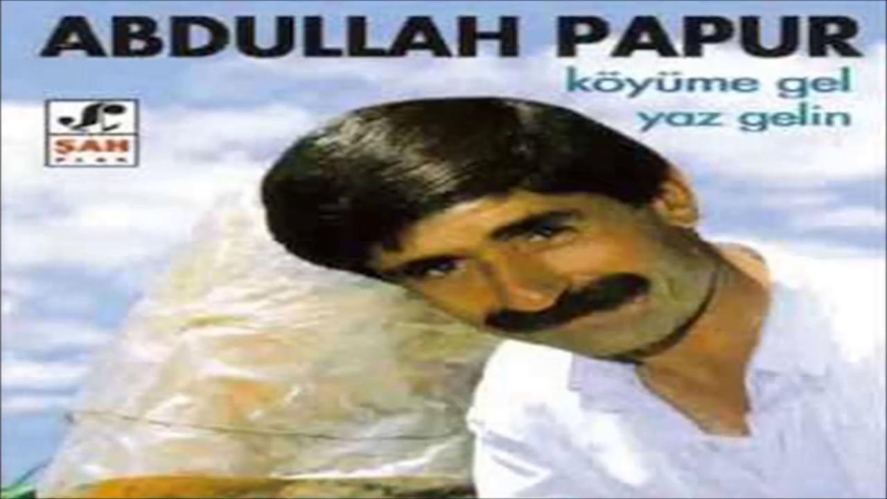 Abdullah Papur - Öldürürsün Beni