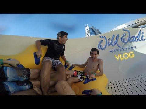 Wild Wadi Waterpark VLOG 2016