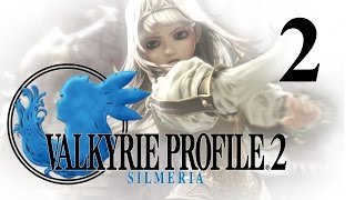 Let's Play Valkyrie Profile 2: Silmeria - #02 - The Town of Learning
