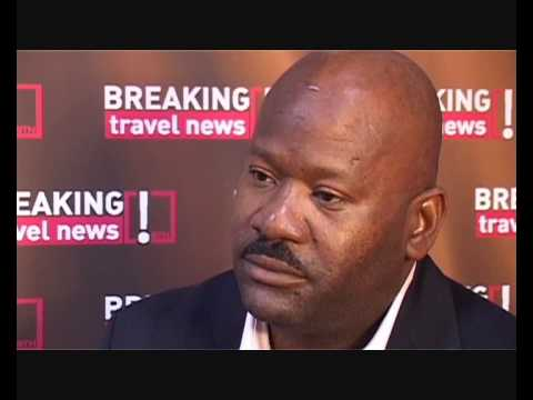 Ralph Higgs, Turks and Caicos Tourist Board @ CHA 2010
