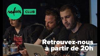NoFun Club #06 - J'écoute NoFun de Binge Audio dans l'Aston de Rivaldo