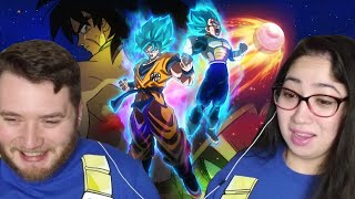 Daichi Miura - Blizzard (Dragon Ball Super: Broly Main Theme) Reaction 三浦大知 検索動画 18