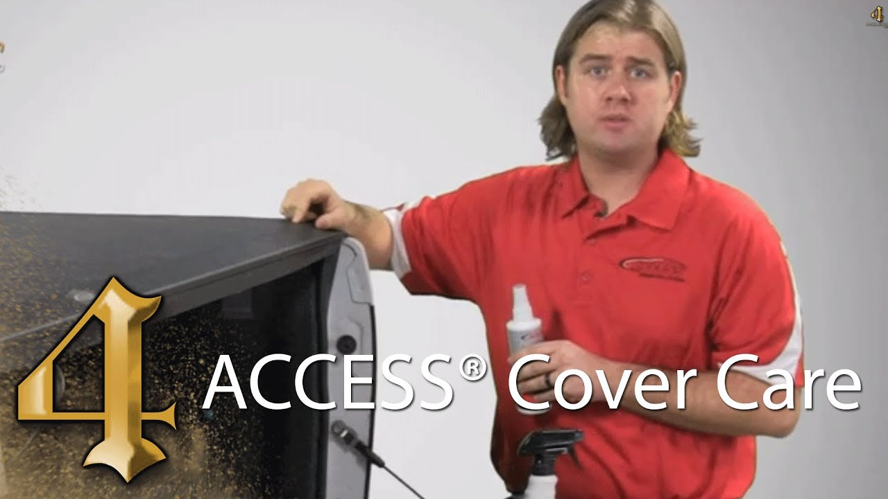 Access Cover Care Cleaner Youtube