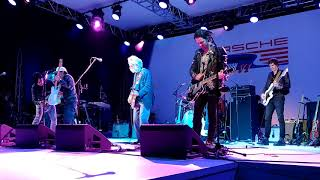 Dhani Harrison, Bob Weir, Porsche Rennsport Reunion VI, It's All Over Now Baby Blue, Not Fade Away.