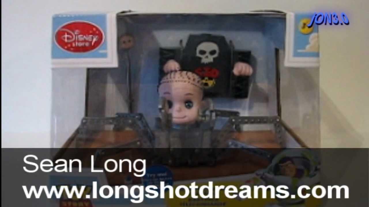 Toy Story Babyface Review Sean Long Parody Youtube