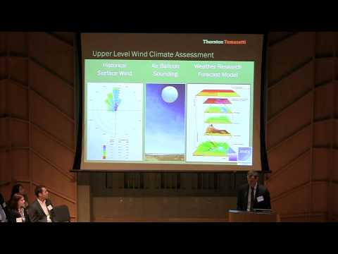 Kingdom Tower Wind Climate Assessment - Thornton Tomasetti 2014 Annual Meeting