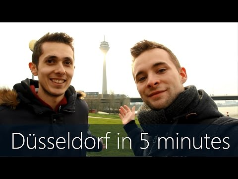 Düsseldorf in 5 minutes | Travel Guide | Must-sees for your city tour
