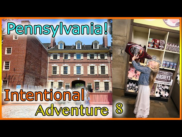 Pennsylvania | Historical places, Chocolate Tours and America Haters | Intentional Adventure 8